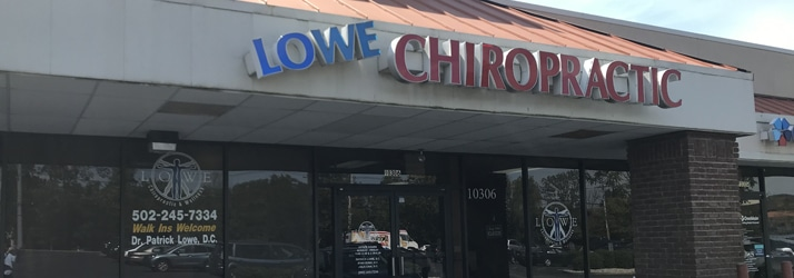 Chiropractic Louisville KY Office Building
