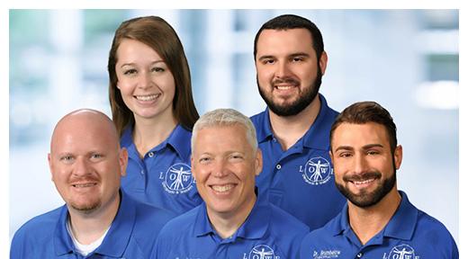 Chiropractor Louisville KY Lowe Paulson Brumbelow Puckett Team